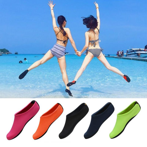 Image of Sole Barefoot Water Skin Shoes
