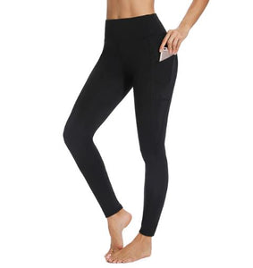 Harrington Yoga Pants with Pocket