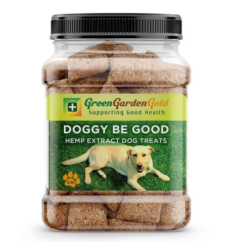 Image of Doggy Be Good CBD Oil Treats