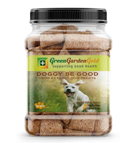 Gluten Free Doggy Be Good CBD Oil Treats