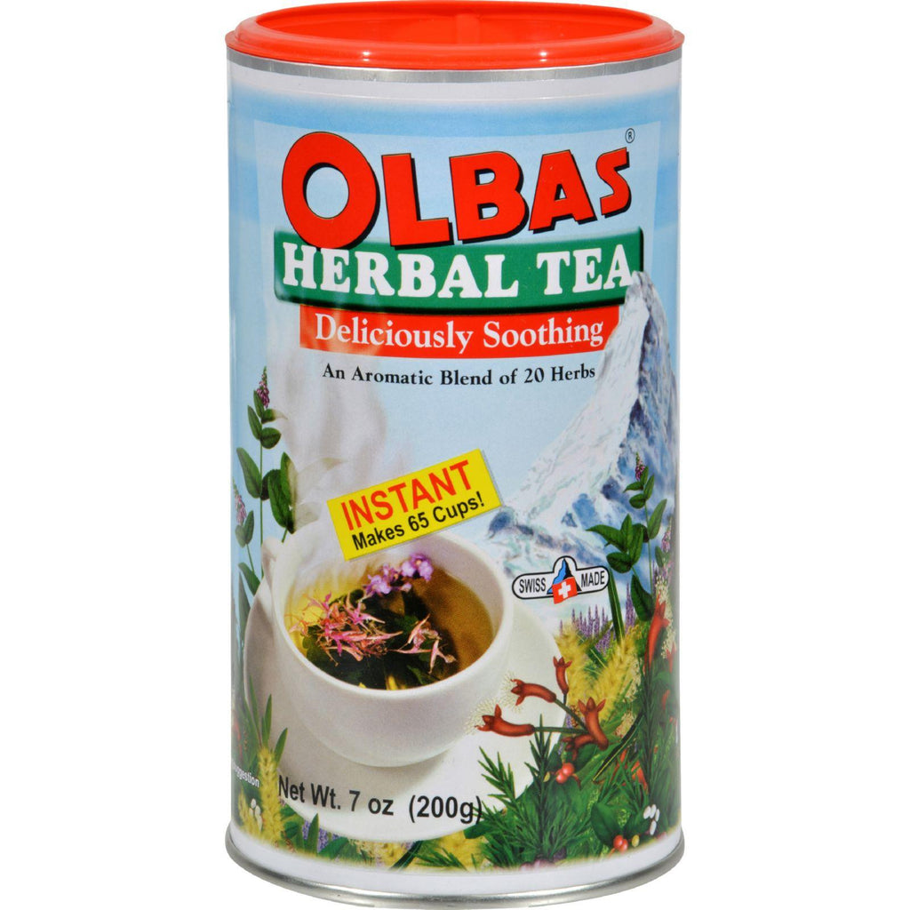 Olbas Instant Herbal Tea - 7 Oz