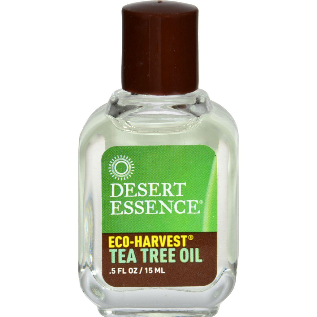 Desert Essence Eco Harvest Tea Tree Oil - .5 Oz