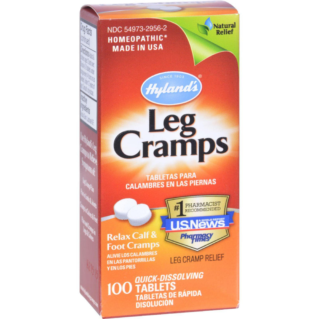 Hyland's Leg Cramps - 100 Quick Disolving Tablets