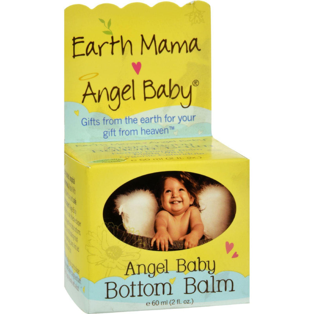 Earth Mama Angel Baby Angel Baby Bottom Balm - 2 Oz