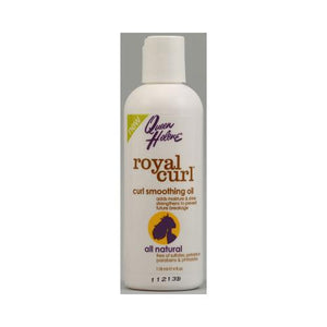 Queen Helene Royal Curl Curl Smoothing Oil - 4 Fl Oz