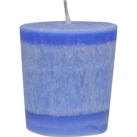 Aloha Bay Votive Eco Palm Wax Candle - Holy Temple - Case Of 12 - Pack