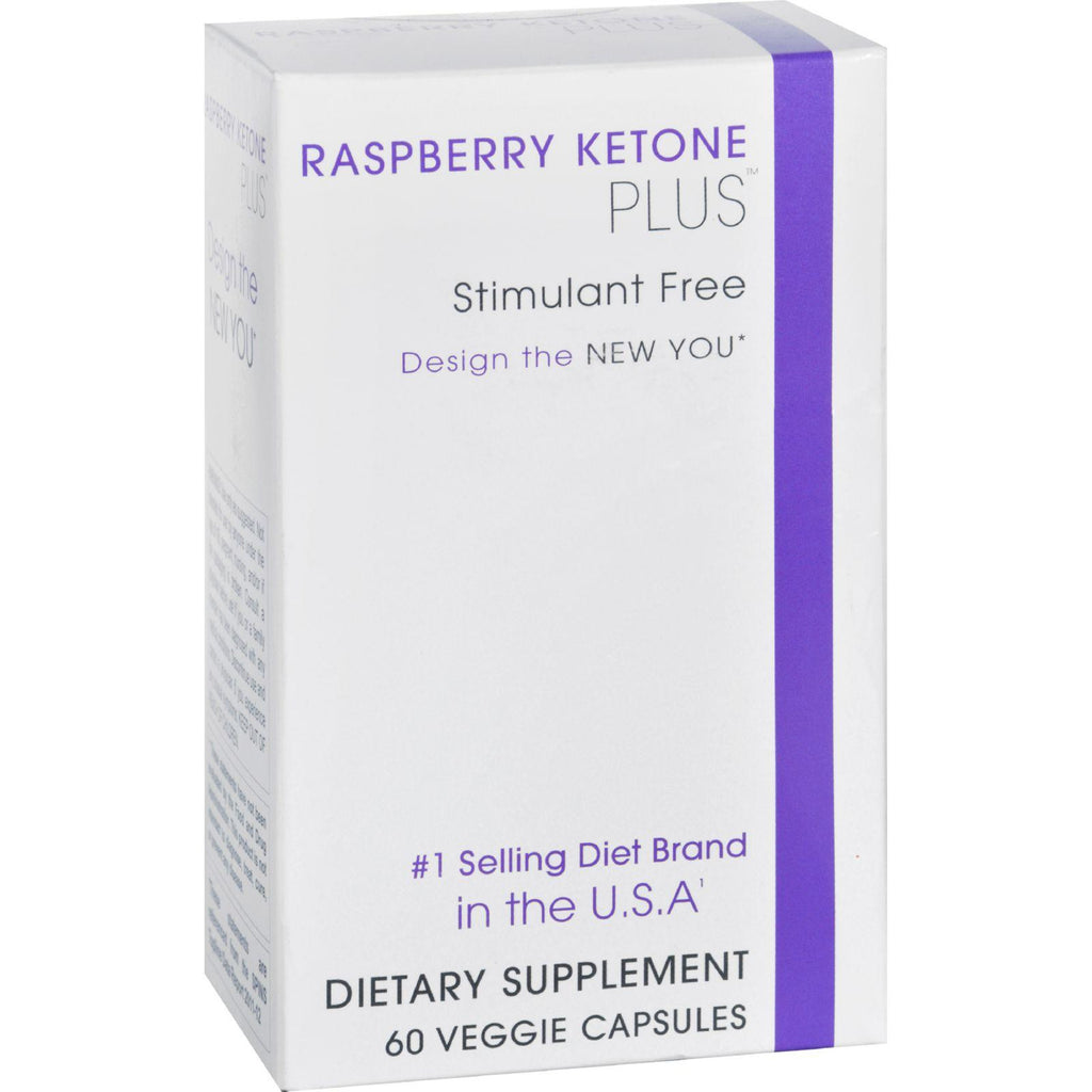 Creative Bioscience Raspberry Ketone Plus - 60 Tablets