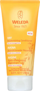 Weleda Conditioner - Oat Replenishing - 6.8 Oz