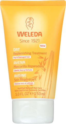 Weleda Hair Treatment - Oat Replenishing - 5 Oz