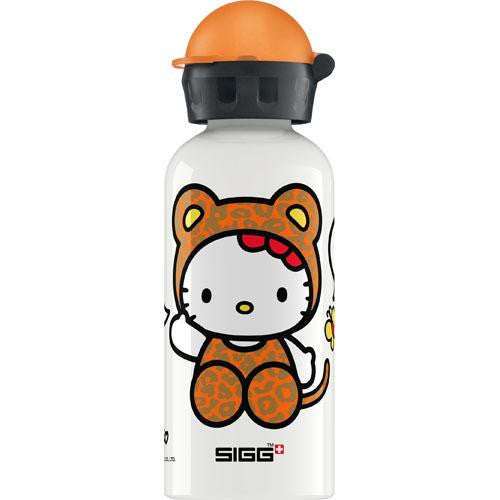 Sigg Water Bottle - Hello Kitty Leopard - .4 Liters - Case Of 6