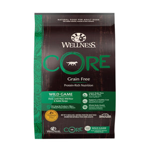 Wellness Core Wild Game - Dry Formula - 1 Each - 12 Lb.