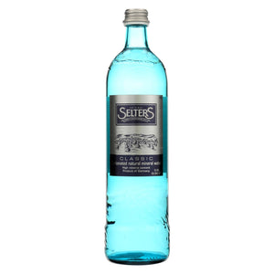 Selters Classic Water - Case Of 12 - 27.05 Fl Oz.