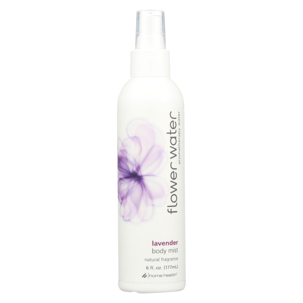 Home Health Body And Perfume Splash - Lavender Water - Case Of 1 - 6 Fl Oz.
