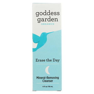 Goddess Garden Cleanser - Erase The Day - 4 Oz