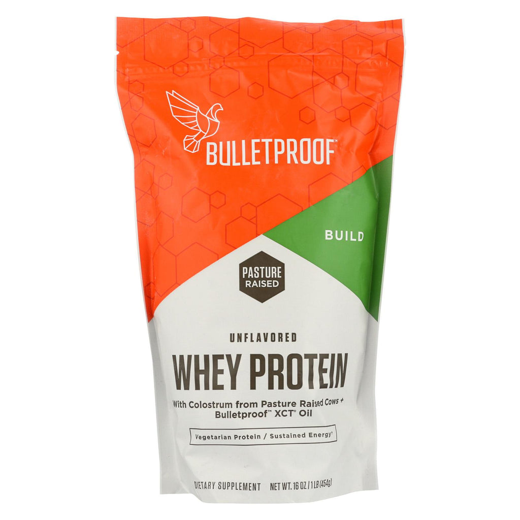 Bulletproof Whey Protein Powder - 16 Oz