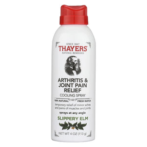Thayers Slipper Elm Spray - Cooling - 4 Oz