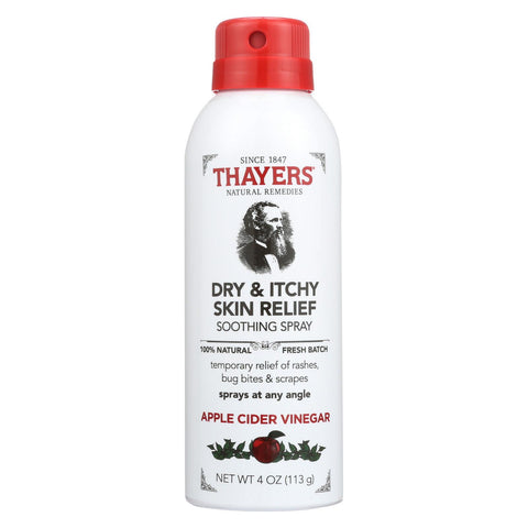 Thayers Apple Cider Vinegar - Spray - 4 Oz