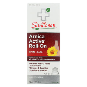 Similasan Arnica Active Roll-on - 2.5 Fl Oz