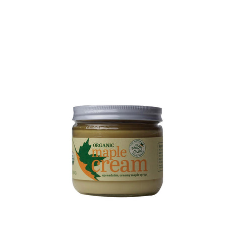 The Maple Guild Organic Spread - Maple Cream - Case Of 6 - 16 Oz