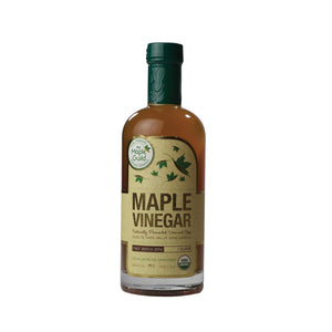 The Maple Guild Organic Vinegar - Maple - Case Of 6 - 375 Ml