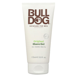 Bulldog Natural Skincare Shave Gel - Original - 5.9 Fl Oz