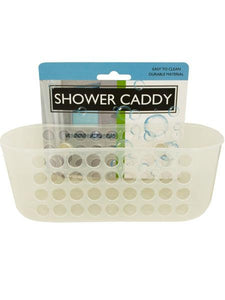 Shower Caddy with Suction Cups (Available in a pack of 12)