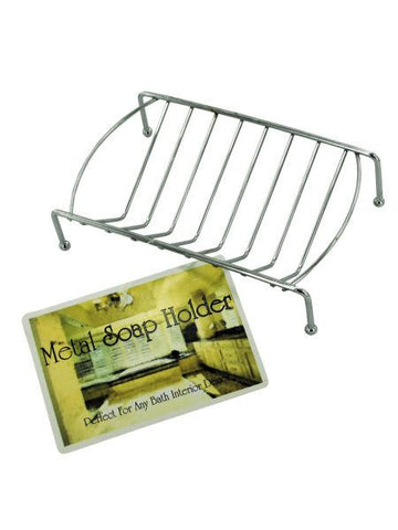 Metal Soap Dish (Available in a pack of 24)