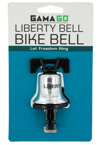 Liberty Bell Bike Bell (Available in a pack of 24)
