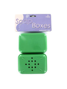 Soap Boxes (Available in a pack of 24)