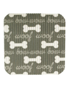Cats & Dogs Print Pet Mat (Available in a pack of 24)