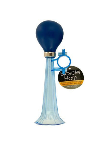 Trumpet Style Bicycle Horn (Available in a pack of 12)
