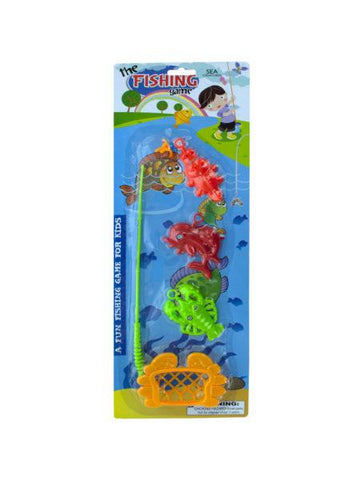 Fishing Game Play Set (Available in a pack of 16)