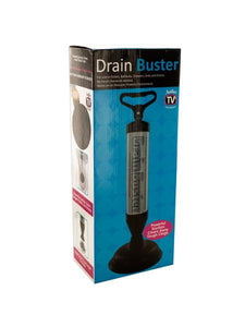 Drain Buster Plunger (Available in a pack of 1)