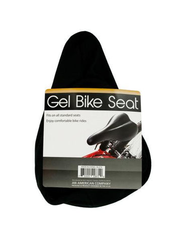 Gel Bike Seat Cover (Available in a pack of 5)