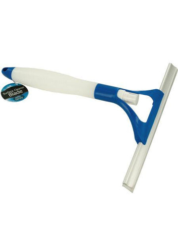 Window Squeegee with Built-In Spray Bottle (Available in a pack of 4)