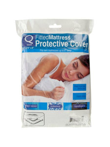 Queen Size Protective Mattress Cover (Available in a pack of 8)