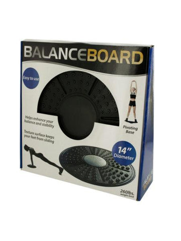 Balance Board Pivoting Exercise Platform (Available in a pack of 2)