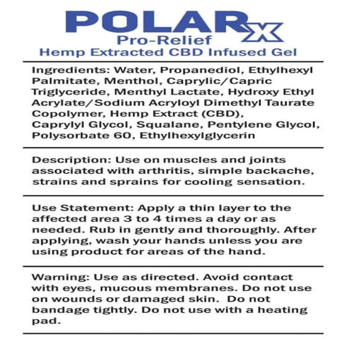 Long Lasting Relief POLARx™ Bundle
