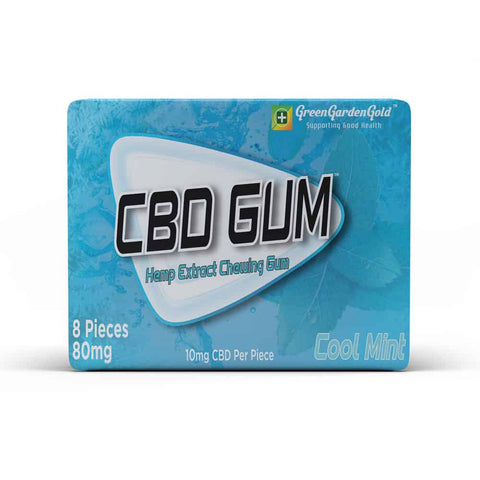 Image of CBD Gum 80mg- 8ct