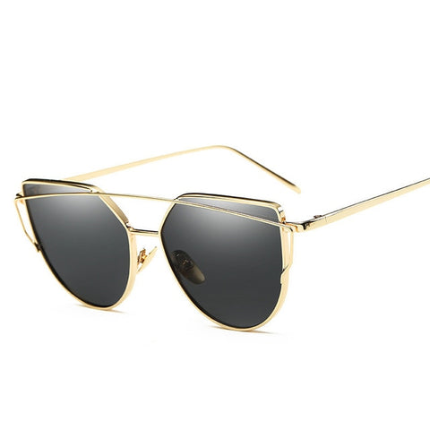 Image of Harrington Cat Eye Sunglasses For Women