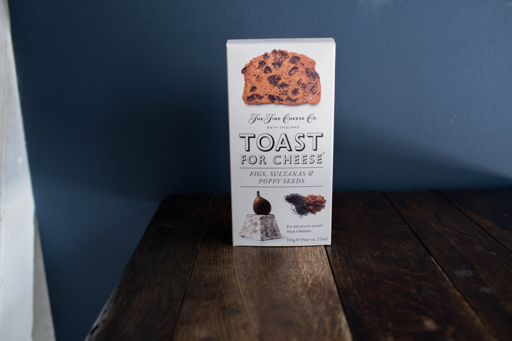 DRIED FRUITS TOAST 100gr