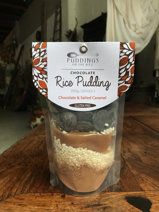 RICE PUDDING PACK