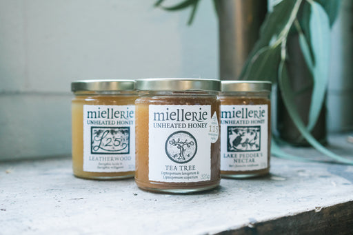 TASMANIAN HONEY MIELLERIE (325G)