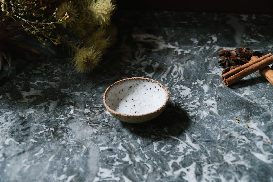 HAND-MADE CERAMIC BOWL SML