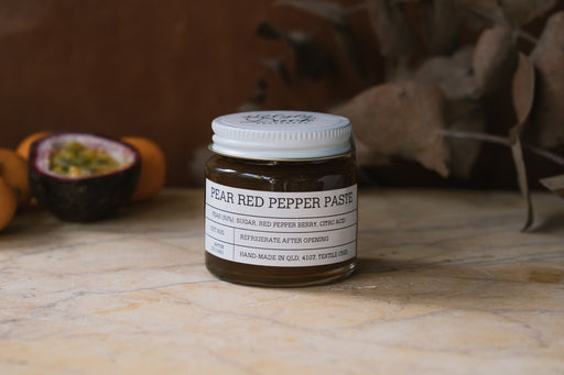 PEAR & RED PEPPER PASTE (80G)
