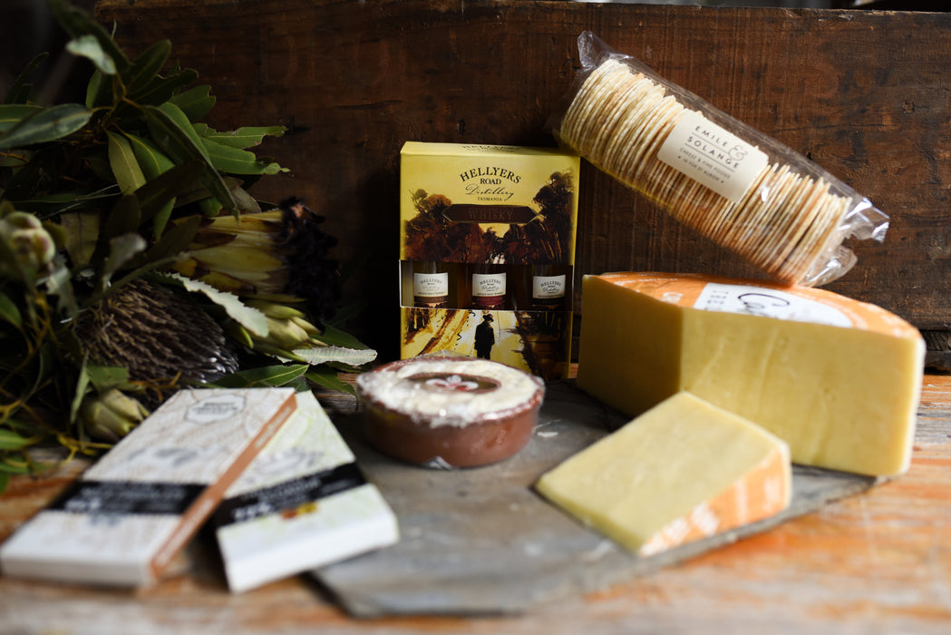 TASMANIAN WHISKEY & CHEESE PAIRING