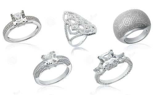 Sterling Silver Wedding Rings: THE ALTERNATIVE TO GOLD