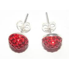 Earrings with clasp