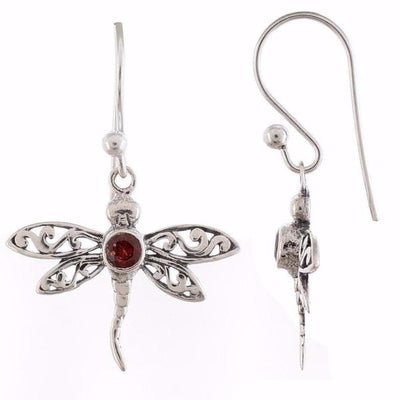 Arvino 925 Sterling Silver Butterfly Earring With Multi Stone Options-Arvino Online