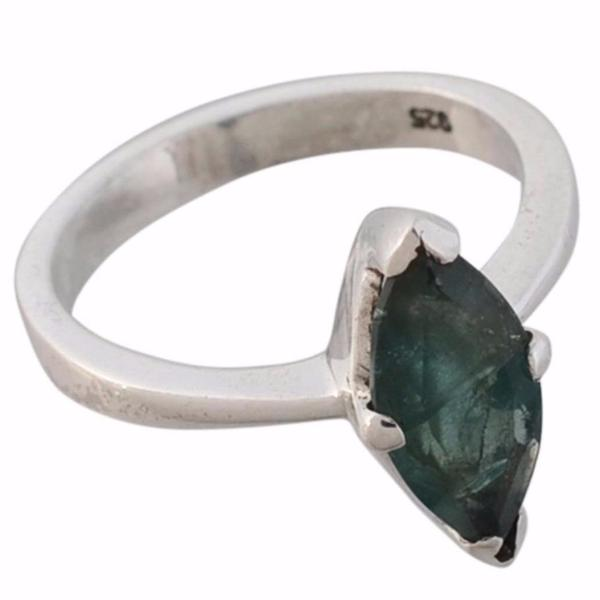Arvino 925 Sterling Silver Cute Marquise Ring With Multi Stone Options-Arvino Online
